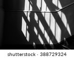lighting and shading on wall  | Shutterstock . vector #388729324