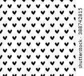 heart seamless pattern  design...   Shutterstock .eps vector #388742815