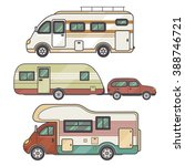 set transport facility  ... | Shutterstock .eps vector #388746721