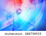 global internet connections... | Shutterstock . vector #388758925