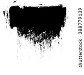 vector black grunge brush... | Shutterstock .eps vector #388779139