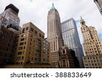 Manhattan Beautiful View With...