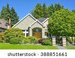 Suburban Residential House...