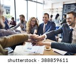 business people collaboration... | Shutterstock . vector #388859611