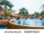 abstract blur beautiful luxury... | Shutterstock . vector #388893865