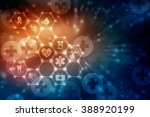 abstract medical background | Shutterstock . vector #388920199