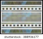 low polygon triangle pattern...   Shutterstock . vector #388936177