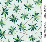 tropical australian foxtail... | Shutterstock .eps vector #388945591