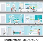 info graphic of medical... | Shutterstock .eps vector #388976077