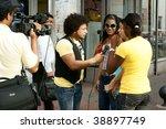 santo domingo   october 9 ... | Shutterstock . vector #38897749