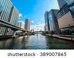high building japan | Shutterstock . vector #389007865