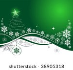 christmas holiday background ... | Shutterstock .eps vector #38905318