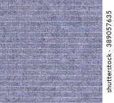 Small photo of Seamlessly tileable texture pattern of blue striped clothing fabric with white stripes. Ideal as a texture or background.