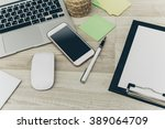 office table | Shutterstock . vector #389064709