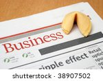 Fortune of Business - stock photo