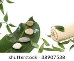 Spa Theme - stock photo