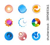 circle | Shutterstock .eps vector #389085361
