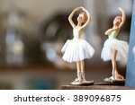 Ballerina Figurines