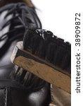 shoe care | Shutterstock . vector #38909872