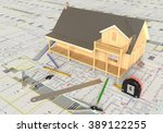 House Layout And Architectural...