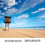 cullera dosel beach...   Shutterstock . vector #389189659