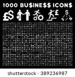 1000 business  bank  trade... | Shutterstock .eps vector #389236987