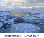 Blue Ice in the Ross Sea
