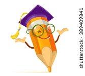 vector cartoon illustration... | Shutterstock .eps vector #389409841
