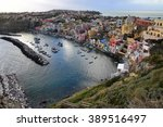 Procida  Colorful Island In Th...