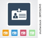 square flat buttons icon of...