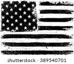 american flag background.... | Shutterstock .eps vector #389540701