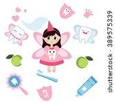 Little Cute Tooth Fairy....