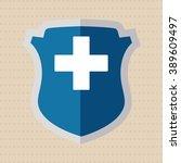 medical care design   Shutterstock . vector #389609497