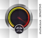 speed icon design  | Shutterstock .eps vector #389609545