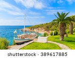 Traditional Sailing Boat In...