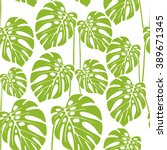 Seamless Tropical Pattern....
