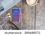 chiang mai  thailand   mar 9 ... | Shutterstock . vector #389688571