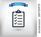 checklist vector eps 10 and jpg....