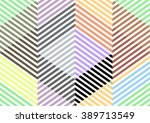 background.geometric pattern... | Shutterstock .eps vector #389713549