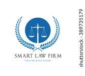 smart law firm lawyer logo law