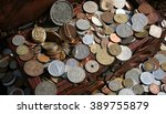 metal detecting | Shutterstock . vector #389755879