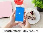 alushta  russia   october 25 ... | Shutterstock . vector #389766871