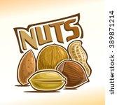 vector abstract illustration on ... | Shutterstock .eps vector #389871214