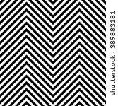zigzag pattern. zigzag... | Shutterstock .eps vector #389883181