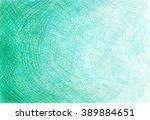 Pencil Background Touches Green
