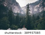 Deep In  Yosemite National Par...