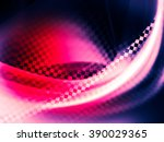 stylish abstract background... | Shutterstock . vector #390029365