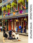 New Orleans  Louisiana Usa  Fe...
