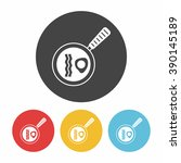 pot icon | Shutterstock .eps vector #390145189