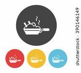 pot icon | Shutterstock .eps vector #390146149